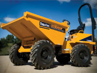 Dumper Hire in Faringdon, Swindon