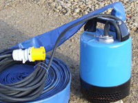 Pressure washer, Pump hire in Faringdon, Swindon